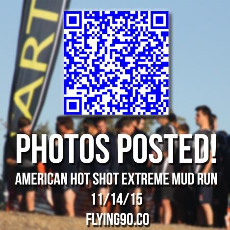 Hot Shot Extreme Mud Run