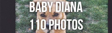 Lomography Baby Diana 110
